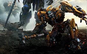 Картинки Трансформеры: Последний рыцарь Боевой молот Bumblebee