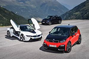 Фото BMW Три Автомобили