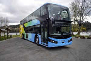 Картинки Автобус 2015-17 UNVI SIL Intercity Double Decker