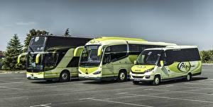 Обои Автобус Стайлинг Автомобили
