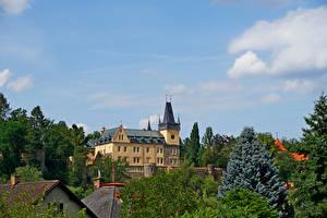 Фото Чехия Замки Castle Zruc nad Sazavou