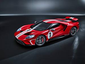 Фото Форд Стайлинг Красный 2018 GT 67 Heritage Edition