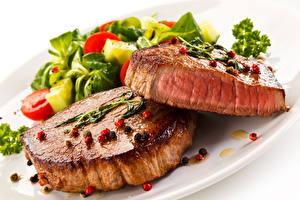 Картинка Мясные продукты Овощи Специи