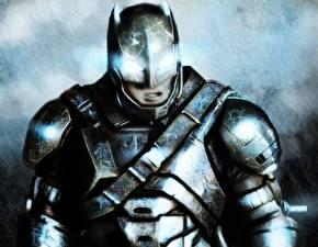 Обои Рисованные Бэтмен герой Бэтмен против Супермена: На заре справедливости Герои комиксов Броня