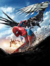 Фотография Человек паук герой Человек-паук: Возвращение домой