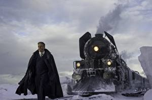 Фото Поезда Мужчины Убийство в Восточном экспрессе 2017 Kenneth Branag