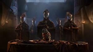 Картинки Assassin's Creed Origins Secret Gathering