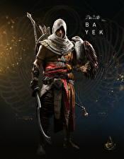 Картинка Assassin's Creed Origins Воители Сокол Bayek
