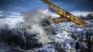 Фотография Battlefield 1 Самолеты 3D_Графика