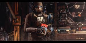 Фото Fallout NCR Ranger, ncr veteran Фэнтези