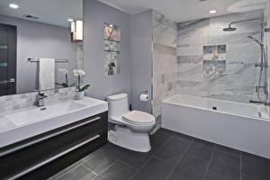 Картинки Интерьер Дизайн Ванная Туалет