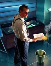 Фотография L.A. Noire Мужчины Огонь Burning Evidence Игры