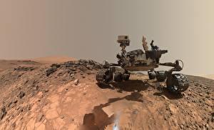 Фотография Марс Mars Science Laboratory Curiosity, NASA