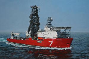 Картинки Рисованные Корабль Seven Rio