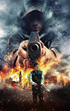 Картинка Пистолеты Jackie Chan Иностранец 2017