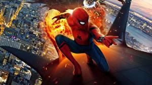 Фотография Человек-паук: Возвращение домой Человек паук герой Герои комиксов