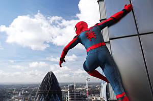 Фото Человек-паук: Возвращение домой Человек паук герой Герои комиксов