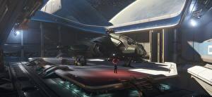 Фотография Космолет Star Citizen Игры 3D_Графика