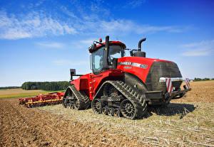 Обои Сельскохозяйственная техника Поля 2013-17 Case IH Quadtrac 620