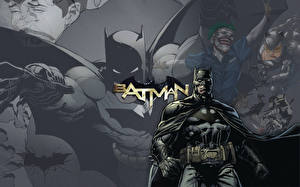 Фотография Бэтмен герой Герои комиксов