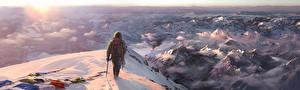 Фото Far Cry 4 Горы Альпинист Игры