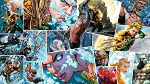 Обои Герои комиксов Aquaman King Of The Seven Seas