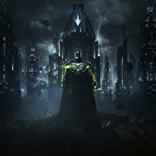 Фотография Герои комиксов Бэтмен герой Несправедливость 2 Ночные Игры