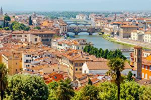 Фотография Здания Флоренция Италия