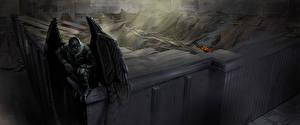 Картинки Человек-паук: Возвращение домой Супергерои Крылья Vulture