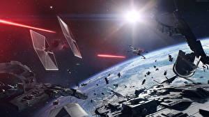 Картинки Космолет Star Wars: Battlefront II 2017