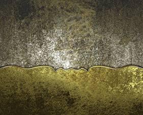 Картинка Текстура Золотой Серебристый