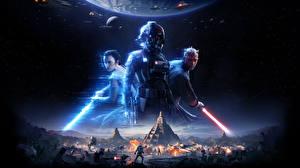 Фотографии Воины Star Wars: Battlefront II 2017 Игры