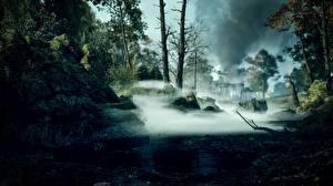 Картинка Battlefield 1 3D_Графика