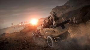 Картинки Battlefield 1 Солдаты 3D_Графика