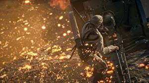 Фото Battlefield 1 Солдаты 3D_Графика
