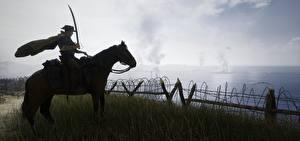 Обои Battlefield 1 Солдаты Лошади Сабли 3D_Графика