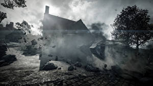 Картинки Battlefield 1 Танки 3D_Графика