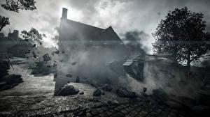 Картинки Battlefield 1 Танк Игры 3D_Графика