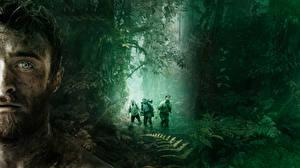 Картинки Дэниэл Рэдклифф Мужчины Jungle (2017) Кино