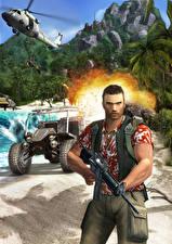 Фото Far Cry Мужчины Автоматы Игры