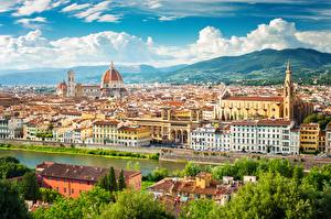 Фотография Здания Италия Флоренция