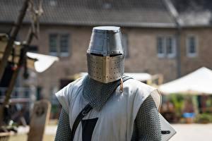Фотографии Рыцарь Шлем Броня