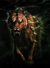 Картинка Волшебные животные Фэнтези