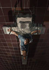 Обои Мужчины Крест