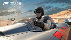 Фото Мужчины Маски Forza Motorsport 7 Ралли Очки Игры