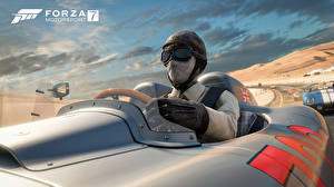 Фото Мужчины Маски Forza Motorsport 7 Ралли Очки