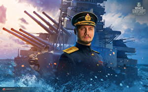 Фото Мужчины Корабли World Of Warship Игры