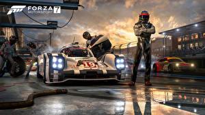 Фотография Порше Мужчины Forza Motorsport 7