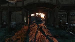 Картинка The Witcher 3: Wild Hunt 3D_Графика