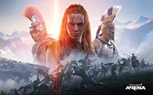Фотография Воины Сражения Total War: Arena